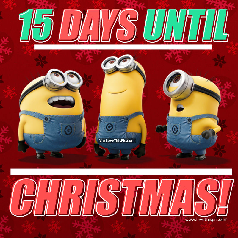 15 Days Until Christmas Pictures, Photos, and Images for Facebook ...