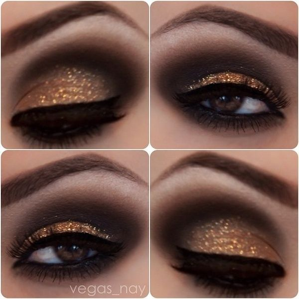 Glitter Smokey Eye Pictures, Photos, and Images for ...
