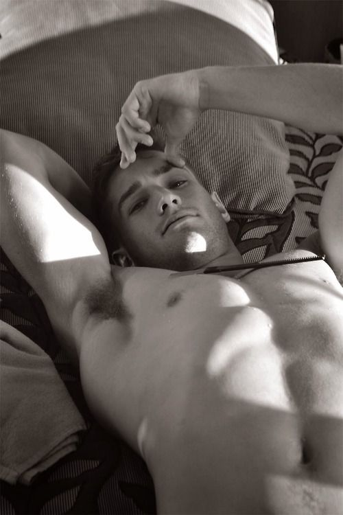 Image result for hot man in bed