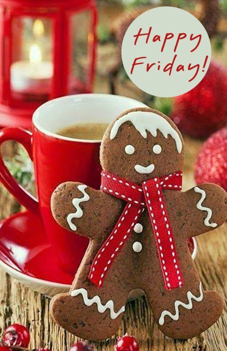 Christmas Happy Friday Image Quote Pictures, Photos, and Images ...