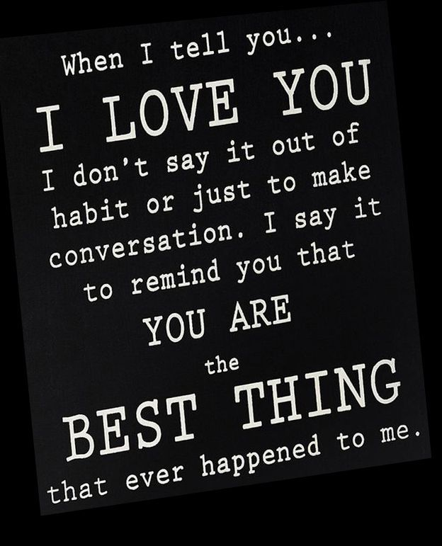 I Love You Quotes When I Say More: When I Tell You I Love You Pictures, Photos, And Images