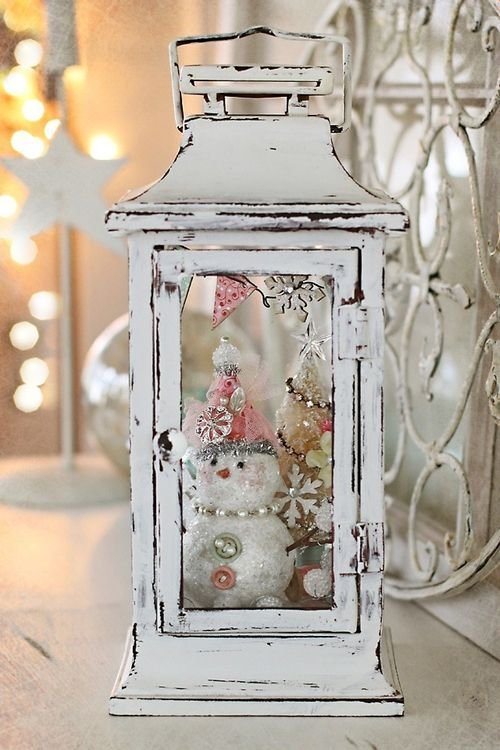 Shabby Chic Christmas Decor Pictures, Photos, and Images for ...