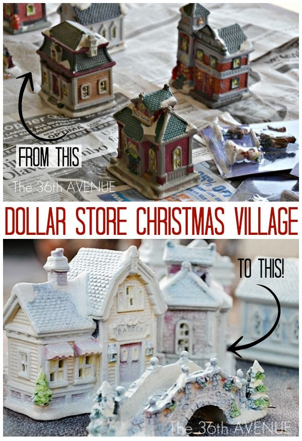 Dollar Tree Christmas Village 2021 Dollar Store Christmas Village Pictures Photos And Images For Facebook Tumblr Pinterest And Twitter