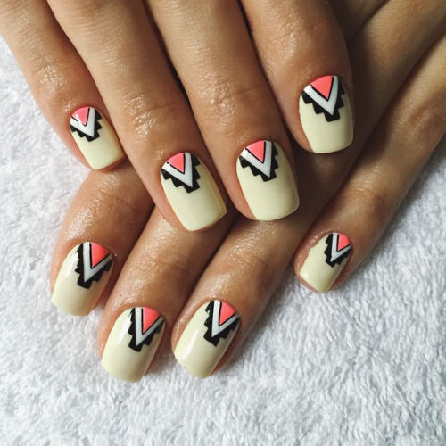 Tribal Nail Art: Tribal Nail Art Pictures, Photos, And Images For Facebook