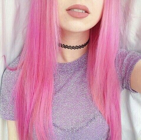 Pink Long Hair s and for