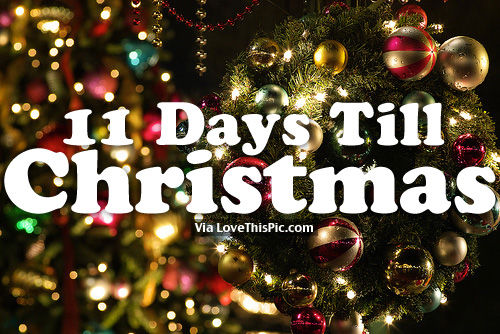 11 Days Till Christmas Pictures, Photos, and Images for Facebook ...
