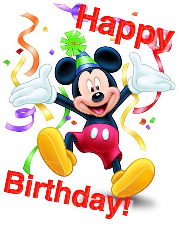 Mickey Mouse Happy Birthday Quote Pictures Photos And
