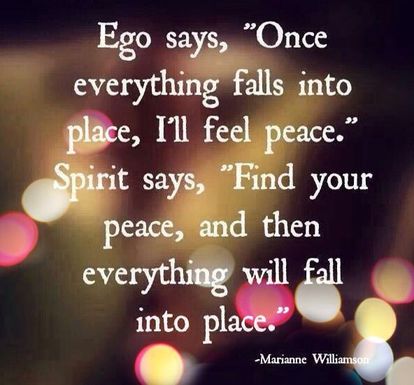 Ego And Spirit... Pictures, Photos, And Images For