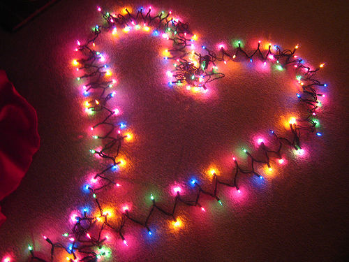 Christmas Heart.Christmas Heart Of Lights Pictures Photos And Images For