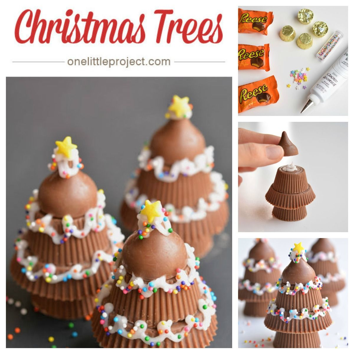 DIY Peanut Butter Christmas Trees Pictures, Photos, and Images for ...