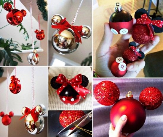 DIY Disney Ornaments Pictures, Photos, and Images for Facebook ... on