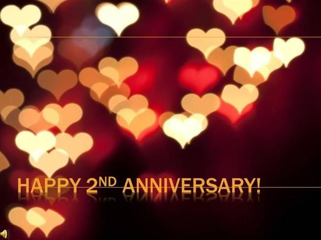 Happy nd anniversary pictures photos and images for facebook