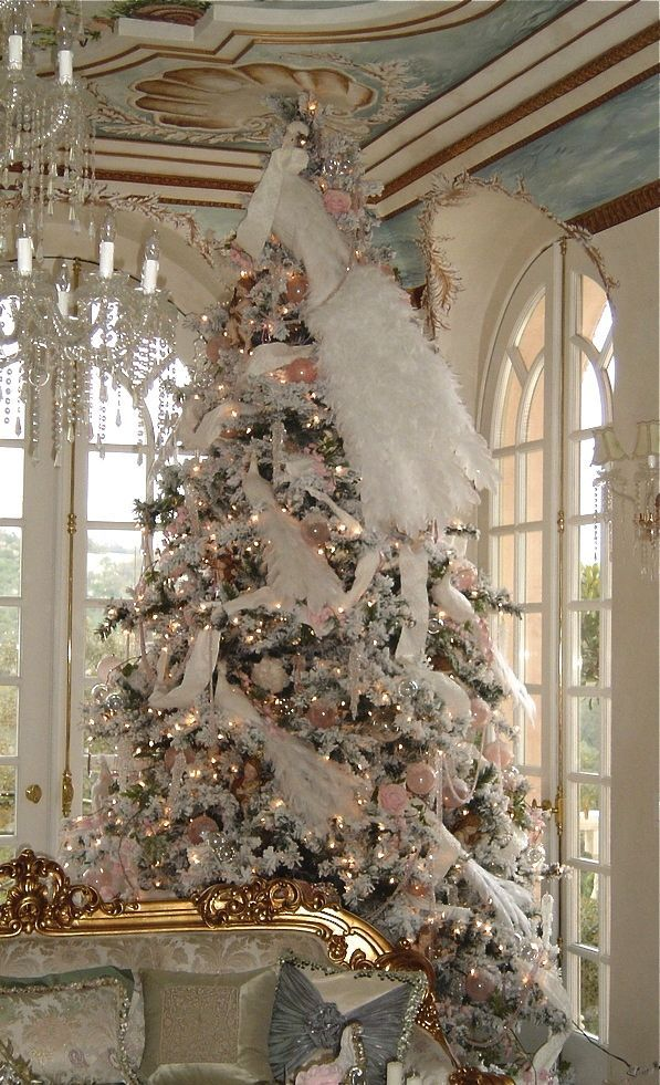 Victorian christmas tree pictures photos and images for House beautiful christmas trees