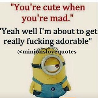 You're Cute When You're Mad Pictures, Photos, and Images ...