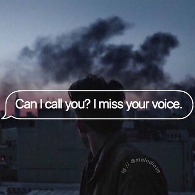 Can I Call You? I Miss Your Voice Pictures, Photos, and