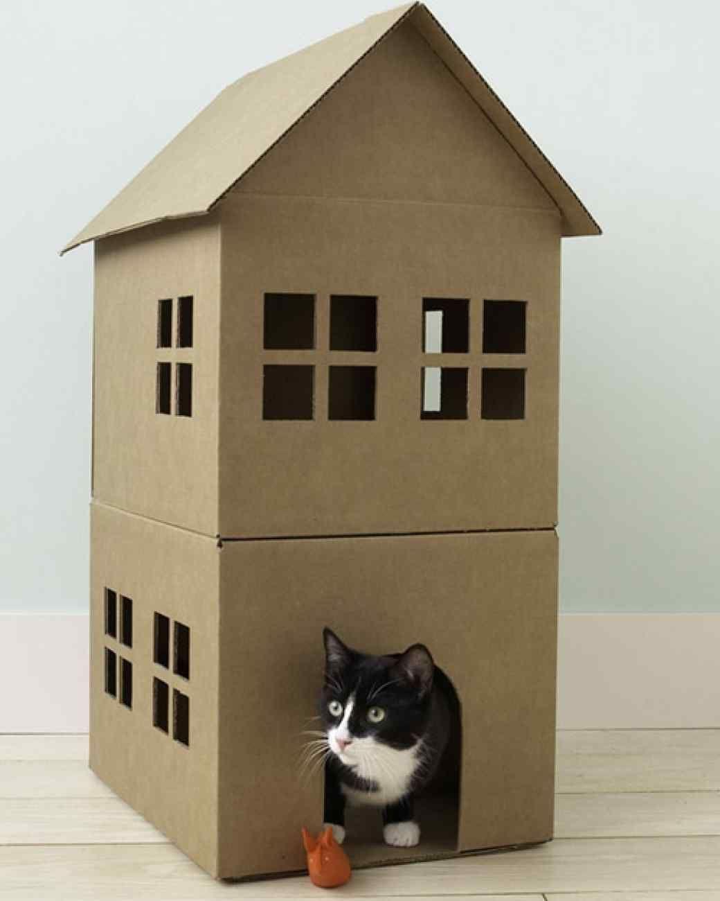Поделки Кот и Кошки своими руками 48