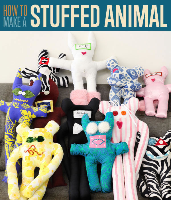 DIY Stuffed Animals Pictures, Photos, and Images for ...
