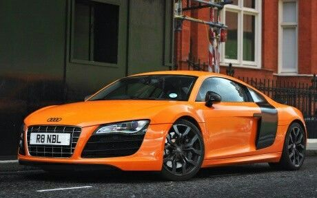 Is Audi A Foreign Car >> Orange Foreign Audi Pictures Photos And Images For
