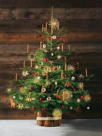 adorable old fashion christmas tree - Old Christmas Tree