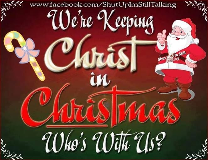 christ christmas quotes in Keep