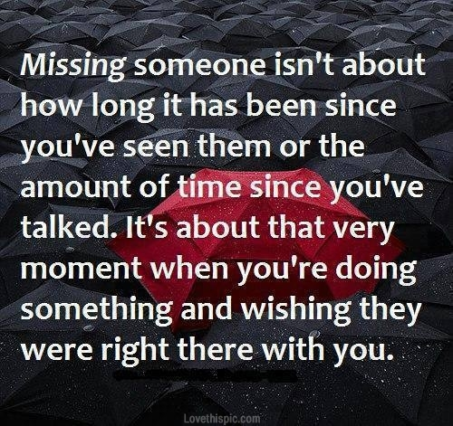 Sad I Miss U Quotes: Missing Someone Pictures, Photos, And Images For Facebook