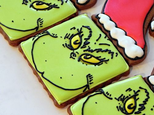 Grinch Cookies Pictures Photos And Images For Facebook Tumblr