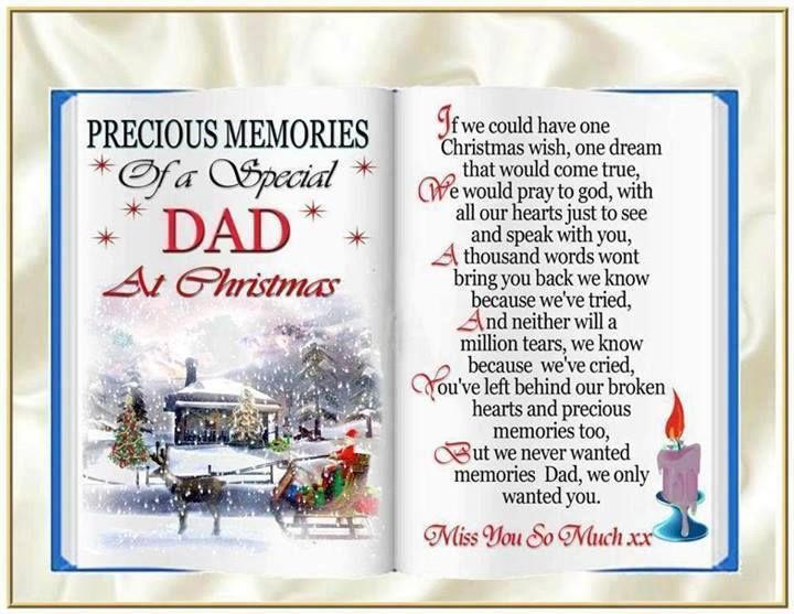 Remembering Dad At Christmas Time Pictures, Photos, and ...
