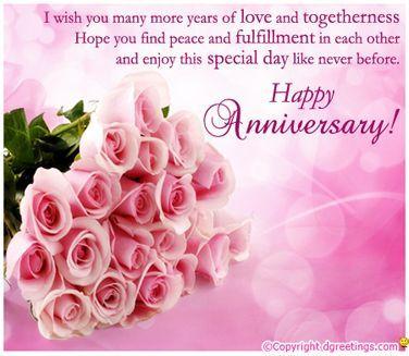 i wish you many more anniversaries