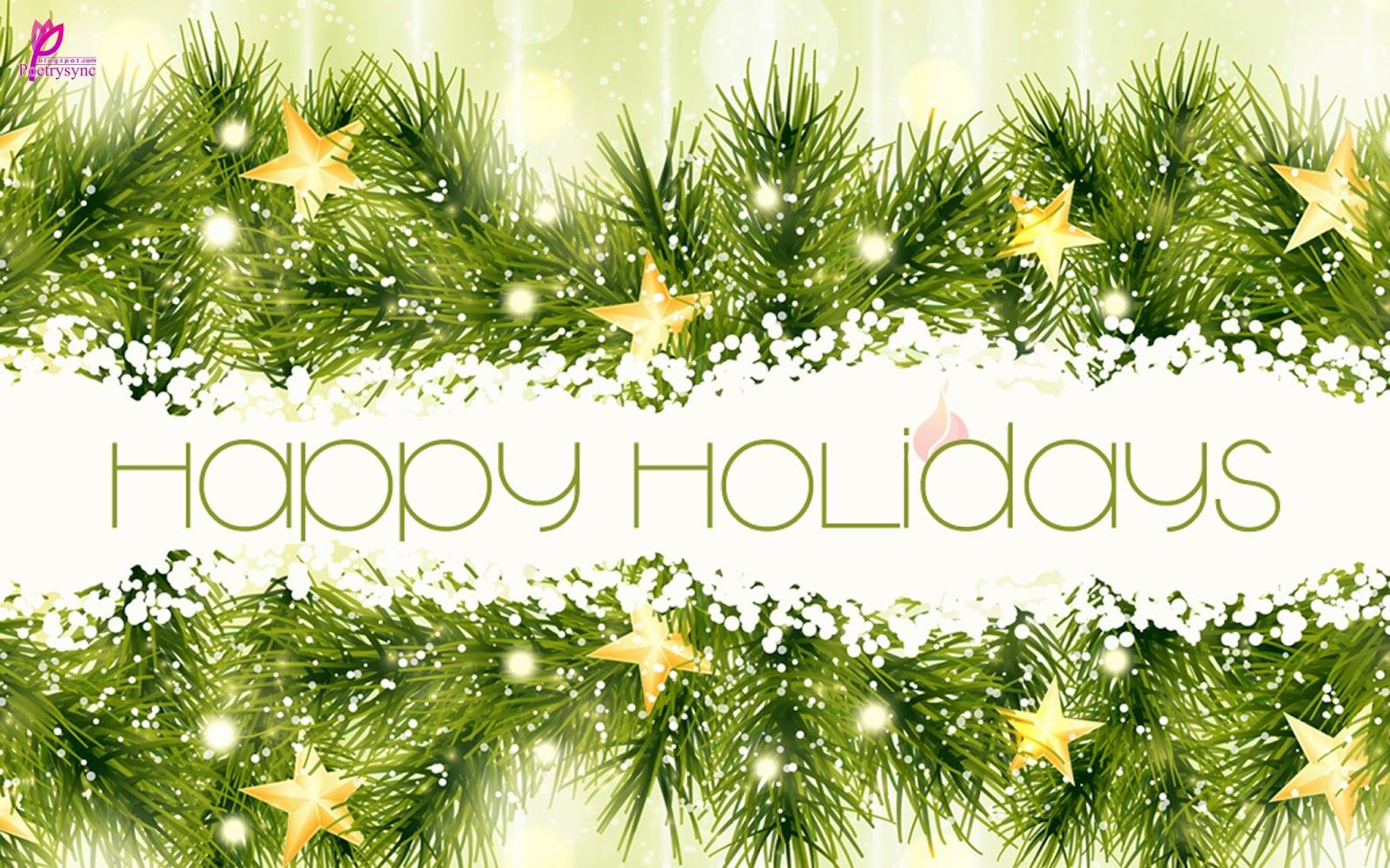 Happy Holidays Pictures, Photos, And Images For Facebook
