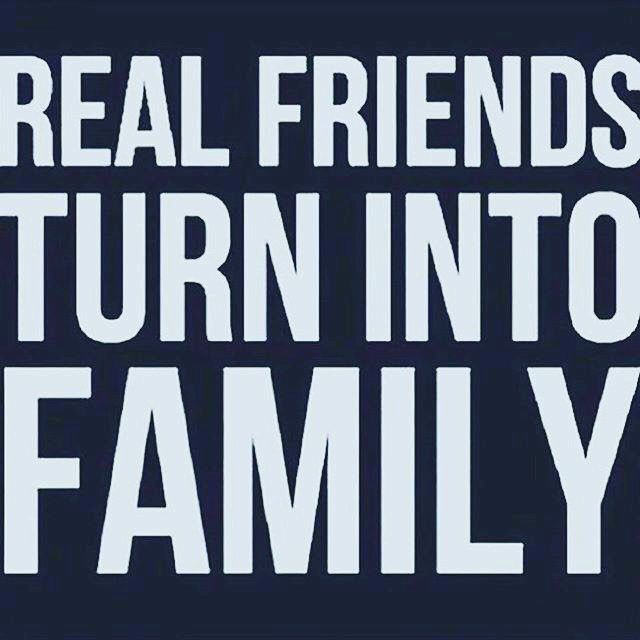 Real Friends Turn Into Family Pictures, Photos, and Images ...