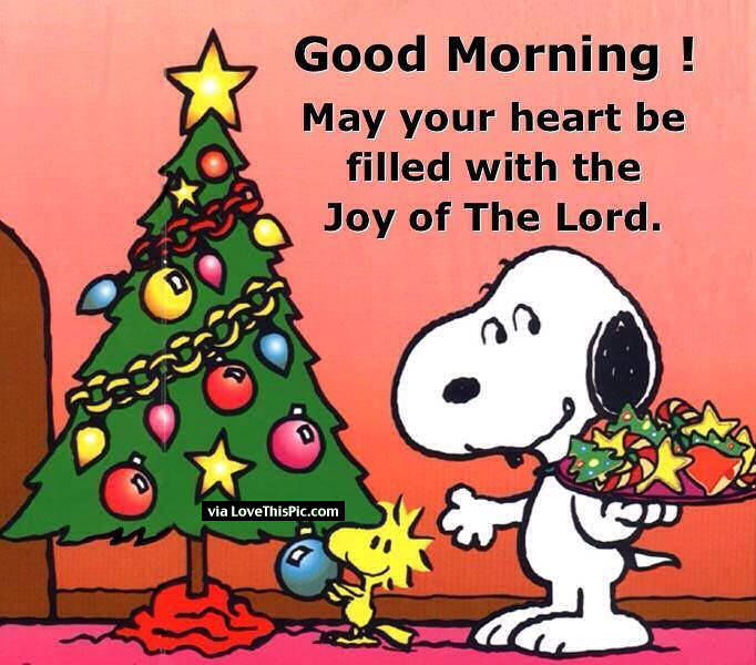 Christmas Snoopy.Religious Christmas Snoopy Good Morning Quote Pictures