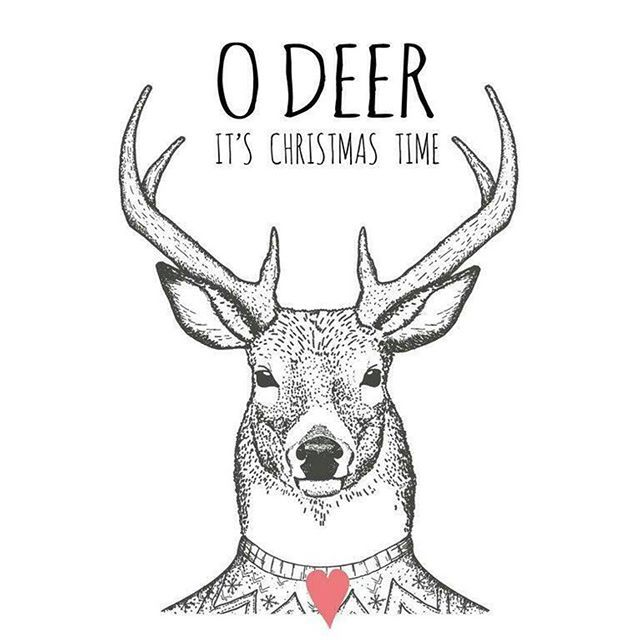 O Deer Its Christmas Time Pictures, Photos, and Images for ...