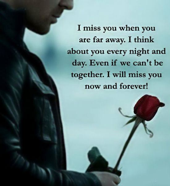 Sad I Miss You Quotes For Friends: I Miss You Now And Forever Pictures, Photos, And Images