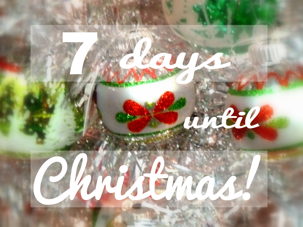 Only 7 Days Until Christmas Pictures, Photos, and Images for ...