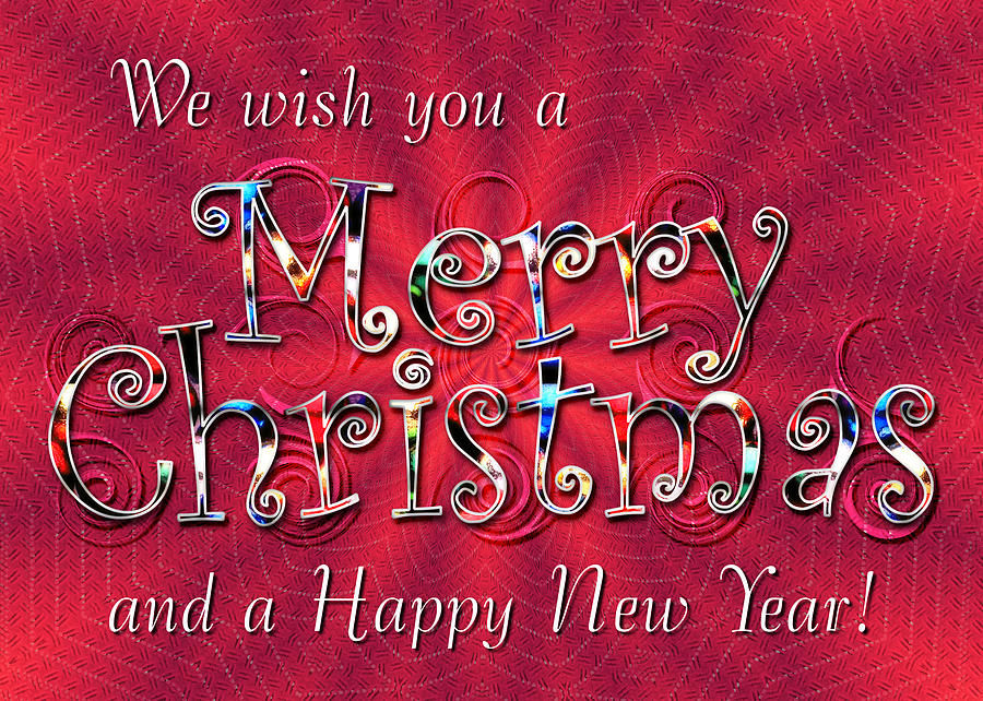 Merry Christmas & Happy New Year Cards Pictures, Photos, and Images ...