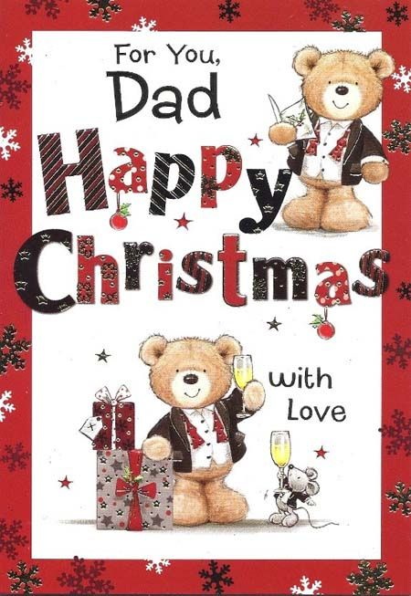 merry christmas dad quotes