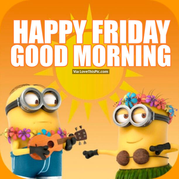 Good Morning On Friday : Happy friday good morning pictures photos and images