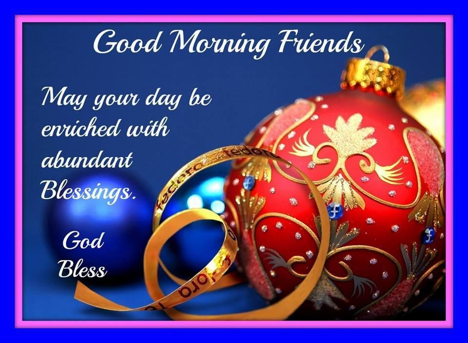 Christmas Good Morning Quotes: Christmas Good Morning Blessings Pictures, Photos, And