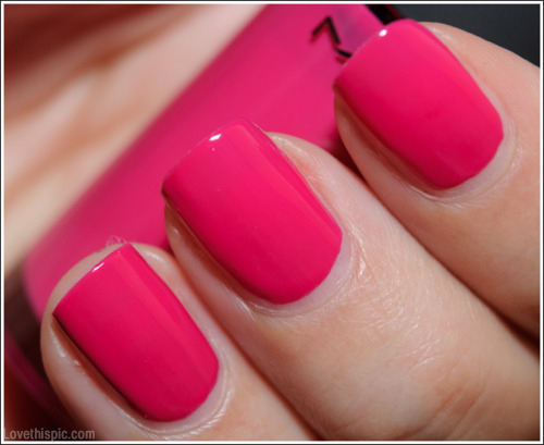 Candy Pink Nails Pictures Photos And Images For Facebook Tumblr Pinterest And Twitter