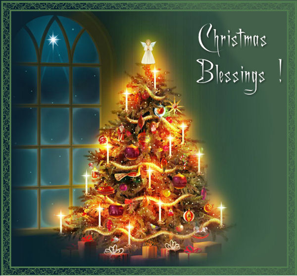 Christmas Blessings Pictures, Photos, And Images For