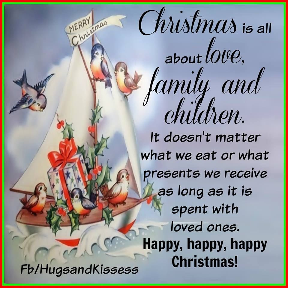 Christmas Is All About Love Pictures, Photos, And Images