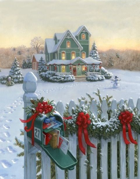 Beautiful Christmas House Pictures Photos And Images For