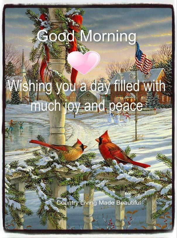 Good Morning Wishing You A Joyful Day Pictures, Photos, and Images for Facebook, Tumblr ...