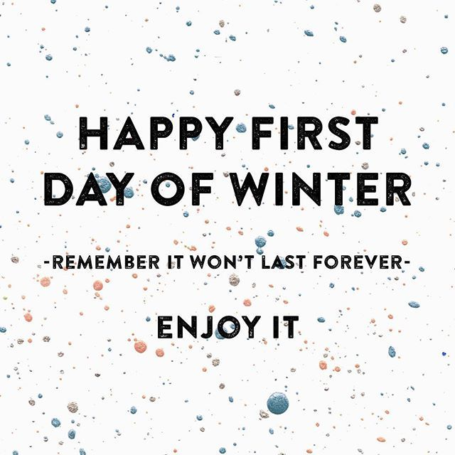 Happy First Day Of Winter Pictures, Photos, and Images for Facebook ...