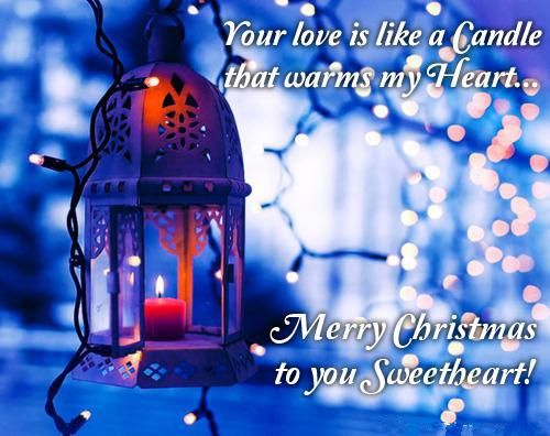 beautiful merry christmas love quote - Beautiful Christmas Quotes