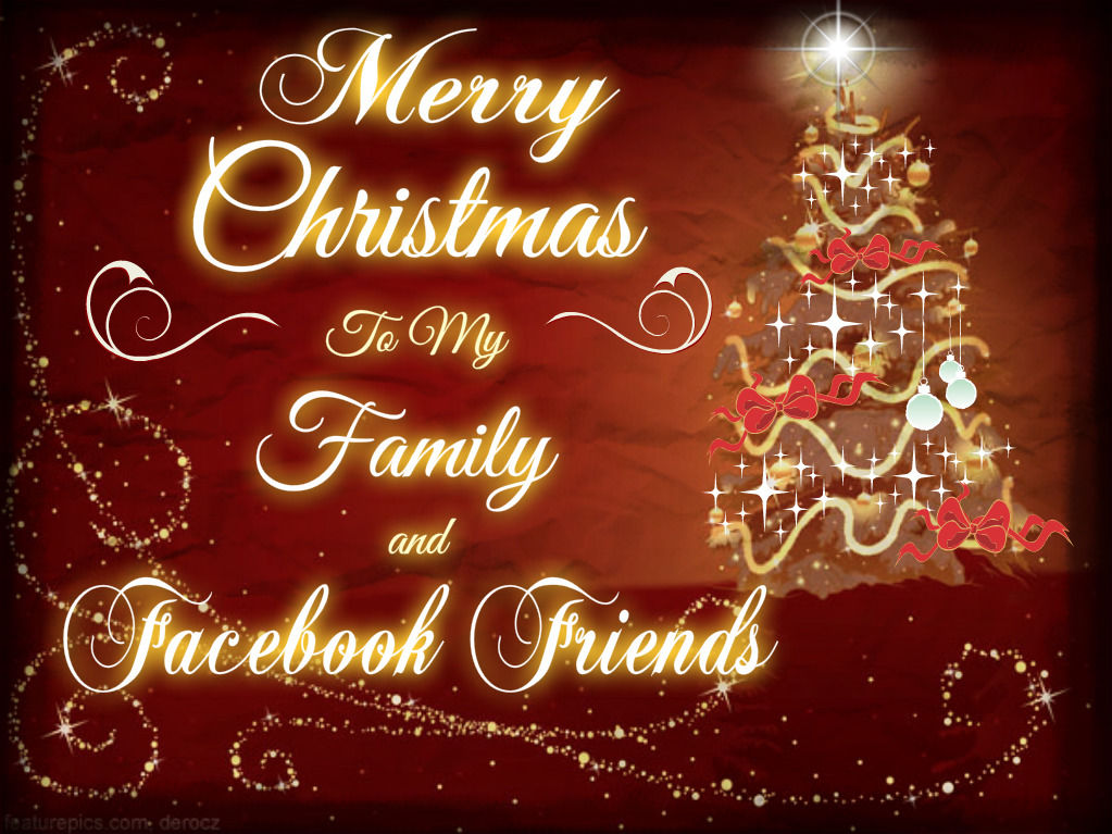 Merry Christmas Family.Family And Friends Pictures Photos And Images For Facebook