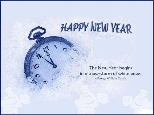 For Everybody Happy New Year