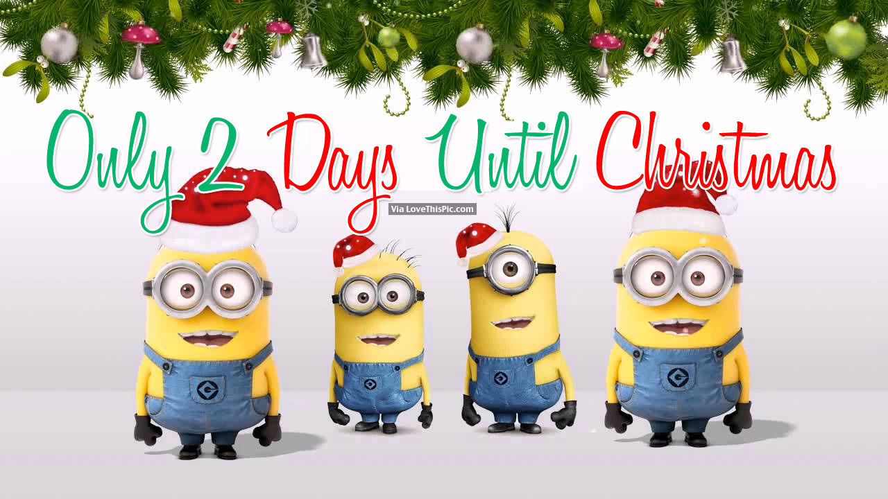 Only 2 Days Until Christmas Pictures, Photos, and Images for Facebook, Tumblr, Pinterest, and ...