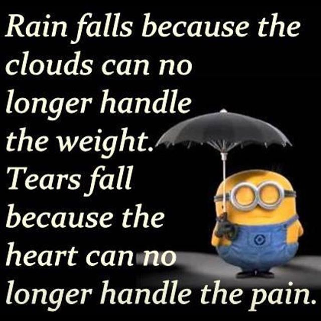 Funny Quotes Love Handles : Handle The Weight. Tears Fall Because The Heart Can No Longer Handle ...