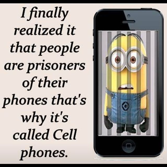 Cell Phone Quotes Magnificent Why They Are Called Cell Phones Pictures Photos And Images For